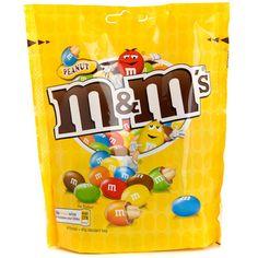 m&m's - Peanut