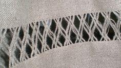 drawn thread