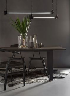 As South Africa's leading furniture and homeware store, our aesthetic is about combining Scandinavian-inspired design with the textures of nature. Industrial Pendant Lights, Industrial House, Weylandts, Contemporary Interior, Scandinavian, Dining Table, Design Inspiration, Interior Design, Lighting