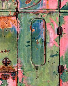 P. KENT FAIRBANKS ARCHITECT / PHOTOGRAPHER - CAR DETAILS - colors!