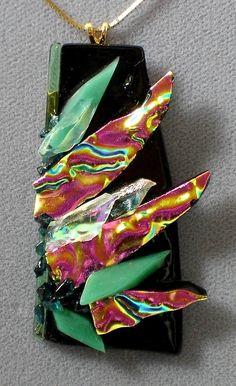 Archived Works - Robin Houck Glass Art & Artsajoy!