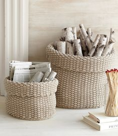 white knitted home accessories   the style files