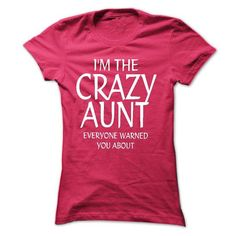Bargain Keep Calm and let Aunt handle it Tshirt the Cheapest