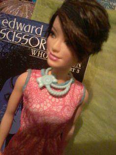 My Winona doll Edward Scissor, Winona Forever, Crochet Earrings, Doll, Fashion, Moda, Fashion Styles, Puppet, Dolls