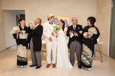結婚式撮影〜披露宴 west53rd日本閣|写真人 さとうけんすけ のブログ