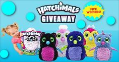 Our friends at, Freebie Moms, are giving away a Hatchimal Valued at $200+ (just because)... http://swee.ps/naPitpPh