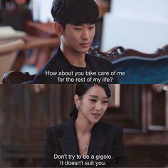 Drama Words, Drama Quotes, Drama Memes, Do Bong Soon, Weightlifting Fairy Kim Bok Joo, While You Were Sleeping, Moon Moon, My Vibe, Rich Man