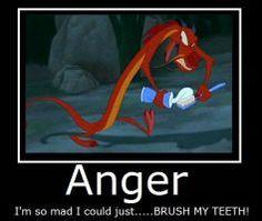 "You owe big!"" Mulan belongs to Disney. Funny Disney Jokes, Disney Memes, Disney Quotes, Stupid Funny Memes, Funny Relatable Memes, Funny Texts, Funny Cute, Really Funny, Hilarious"