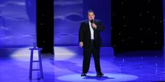 Patton Oswalt walks us through his TV stand-up specials