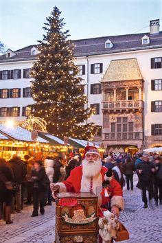Christmas Market in Innsbruck, Tyrol. I can't wait!!!!!!!!!!!!!!!!!!!!!!