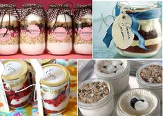 Lembrancinhas comestiveis Cocoa, Birthday Parties, Sugar, Sweet, Party Ideas, Jars, Diy, Gastronomia, Recipes