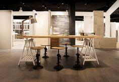 Showroom de Vendenheim Carrelages,carreaux de ciment, mosaïque , pierre naturelle, sanitaire, meubles de bain. www.forgiarini.net