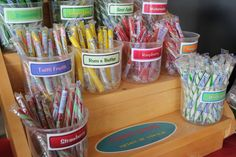 Candy Sticks $0.75/each or 3 for $2.00 Rum, Sticks, Summertime, Raspberry, Berries, Candy, Sweet, Toffee, Sweets