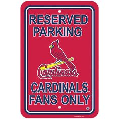Cardinals Plaque