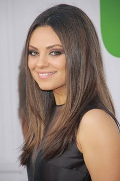 Mila Kunis's Ted Premiere Hairstyle: Celebrity Beauty Breakdown #milakunis
