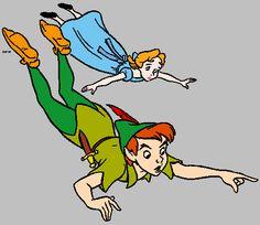 *WENDY & PETER ~ Peter Pan, 1953