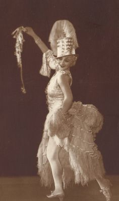 Lya Mara Dancer Silent Movie Star
