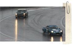Trophées Historiques de Bourgogne 2013 : dancing in the rain
