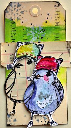 Dina bird 02