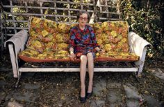 William Eggleston, in Full Color at London's National Portrait Gallery Photos | W Magazine