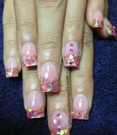 Nails - http://yournailart.com/nails-622/ - #nails #nail_art #nails_design #nail_ ideas #nail_polish #ideas #beauty #cute #love