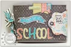 Inspired by a Book - #CTMH Chalk It Up Mini Album
