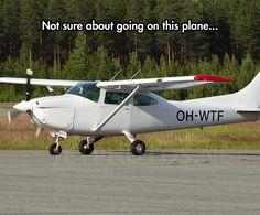 I+Think+I+Will+Pass+This+One.  What more evidence do you need that flying is just plain unsafe?