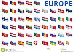 Bildergebnis für länder europas flaggen
