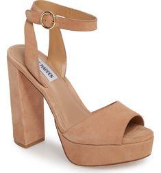 06a9f594e95 Steve Madden Madeline Platform Sandal (Women)