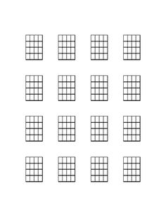 Banjo Chord DiagramsBanjo  TabulaturyTablatureTabTabs