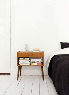 10 x inspirational cozy nightstands