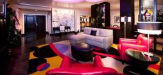 Stay in the Mickey Mouse Penthouse Suite at Disneyland
