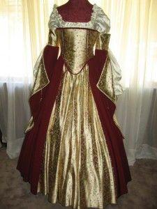 celtic medieval dresses | ... gowns, renaissance dresses , skirts , fantasy wear, wench wear, Celtic