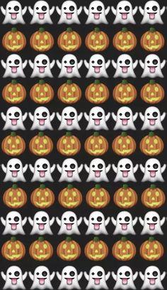 Halloween Emoji, Halloween Images, Halloween Snacks, Vintage Halloween, Halloween 2017, Halloween Decorations, Halloween Backgrounds, Cute Backgrounds, Cute Wallpapers