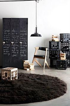 chalkboard paint on furniture