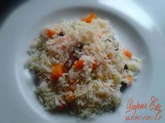 Vegetables Biryani