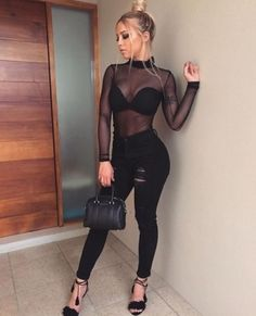 38 Casual Birthday Party Outfits Looks Interesting - Party Dresses and Party Outfits Mode Outfits, Night Outfits, Trendy Outfits, Fashion Outfits, Womens Fashion, Outfits For Concerts, Summer Club Outfits, Club Outfits Jeans, Casual Clubbing Outfits
