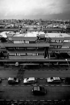 giancarlo de carlo, villaggio matteotti, terni, 1969-1975.