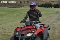 Quad biking is a four-wheeled excitement experience in the great outdoors. If you haven't tried this adventure before, you can book with us by contacting at: info@mountziontours.co.za  or call 011 492 1740 Biking, The Great Outdoors, Quad, Adventure, Book, Bicycling, Motorcycles, Cycling, Adventure Movies