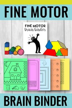 No prep fine motor skills binder! There are over 1500 pages to simply print and GO! Add these pages to your centers, morning work, calm down corners, and even indoor recess! There are open-ended sorting mats and pages that reinforce early learning skills. Stay organized with fine motor sorting mats all in ONE place! #finemotorskills #morningwork