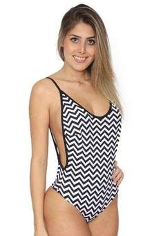 17ab0d49195c Body Feminino Decote Profundo Cavado Regata Moda Feminina - R$ 24,90 em  Mercado Livre