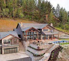 Amazing barndominium exterior design