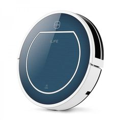ILIFE V7 Robot Vacuum Cleaner Smart Intelligent Super Mute Sweeping Dust - US    eBay