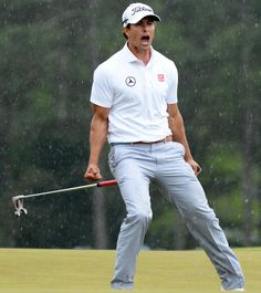 Adam Scott - Winner 2013 Masters Augusta