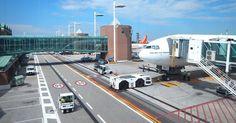Aluguel de carro no aeroporto de Veneza #viajar #viagem #itália #italy