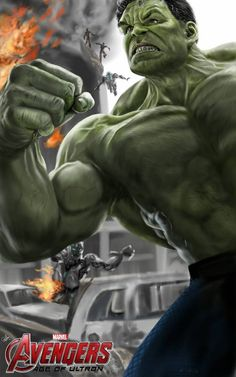 #Hulk #Fan #Art. (Avengers age of ultron Hulk) By: Billycsk. (THE * 5 * STÅR * ÅWARD * OF: * AW YEAH, IT'S MAJOR ÅWESOMENESS!!!™)[THANK Ü 4 PINNING!!!<·><]<©>ÅÅÅ+(OB4E)