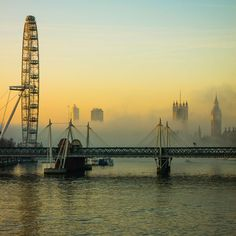 Telegraph reader James Turner  sent us this picture of the foggy view from Waterloo bridge in London. If you have a photograph you'd like us to consider for a picture gallery, please email it to mypic@telegraph.co.uk, supplying a little info on where and when the picture was taken.