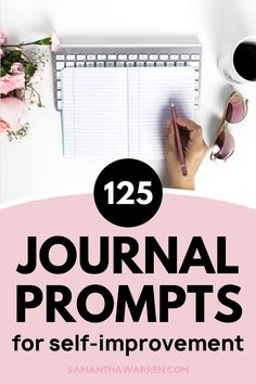 Here's a big list of journal prompts that will help you reach your personal growth goals. Self-improvement Development Quotes, Self Development, Personal Development, Journal Writing Prompts, Journal Ideas, Interesting Facts About Me, Success Meaning, Keeping A Journal, Writing About Yourself