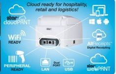Star Micronics Launches Cloud #POS #Solution for Remote Receipt and #Order #Printing