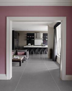 large tile kitchen floor - Google Search